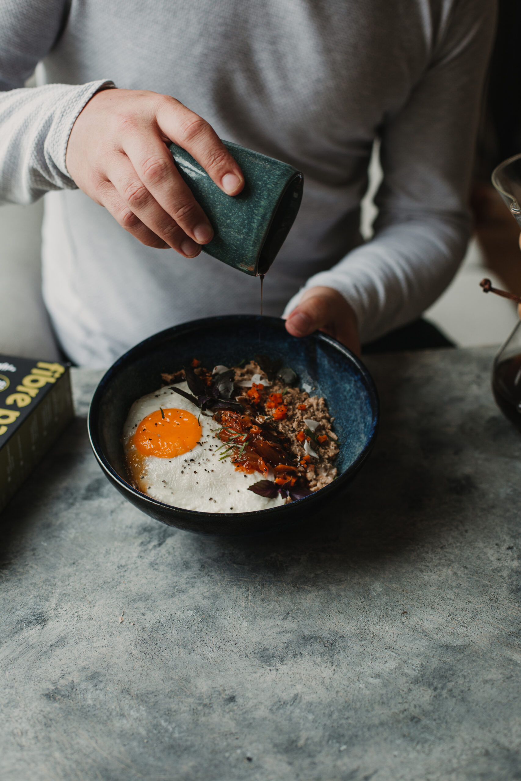 "Featured image for ""Savory Overnight Oats"""