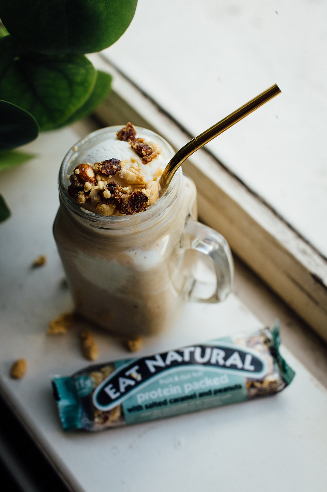 "Featured image for ""Protein bar Milkshake with Miso"""